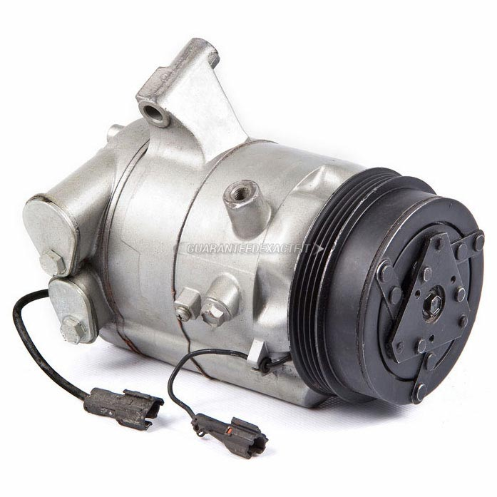 Subaru SVX                            A/C CompressorA/C Compressor