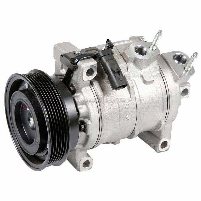 Jeep Commander A/C Compressor