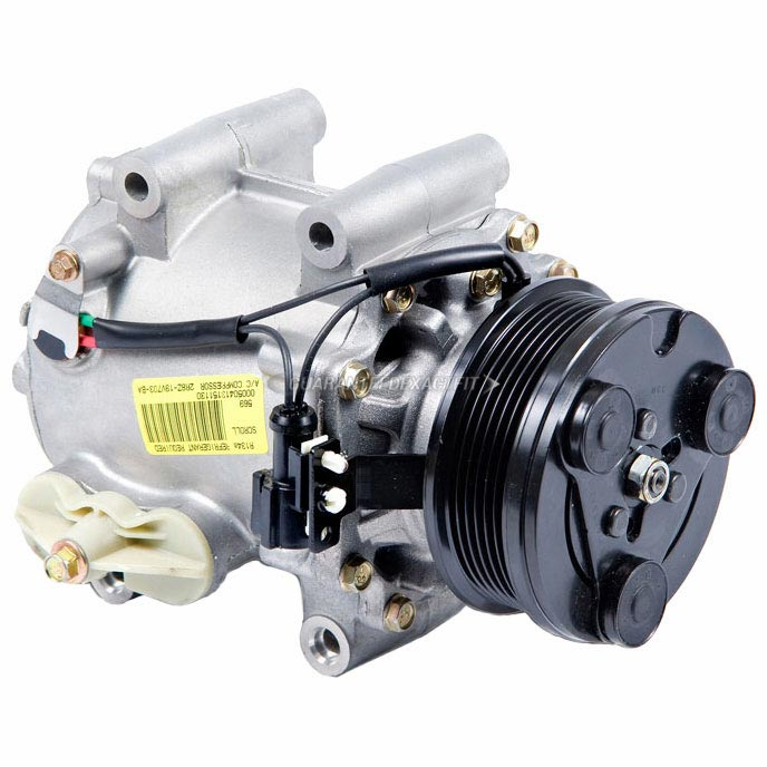 Jaguar S Type                         A/C Compressor
