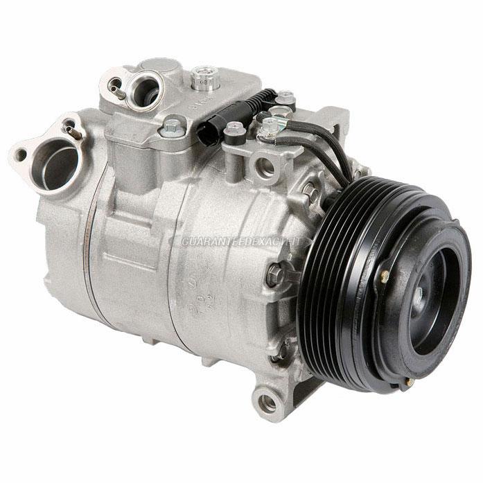 BMW 750 A/C Compressor