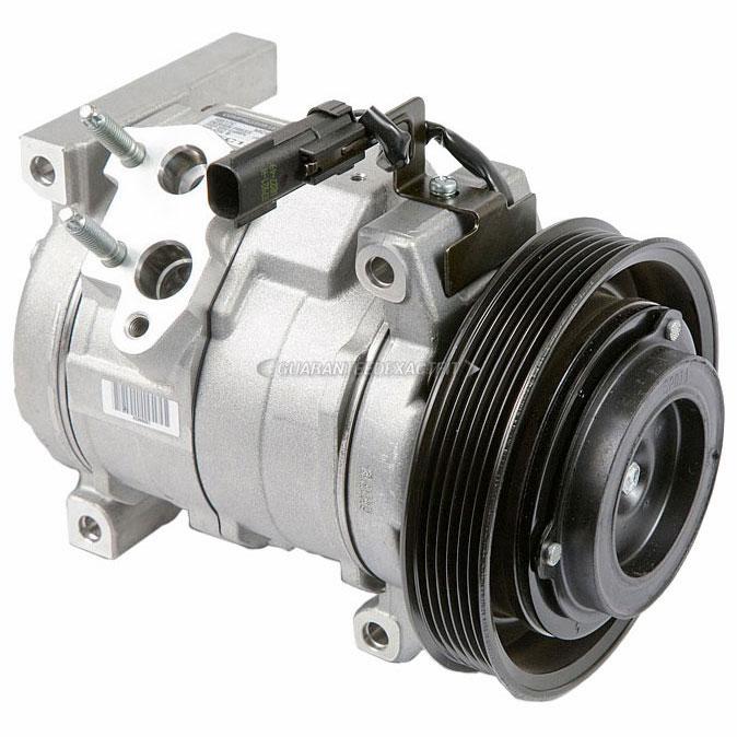 Jeep Wrangler                       A/C CompressorA/C Compressor