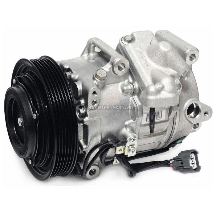 Acura RL                             A/C CompressorA/C Compressor