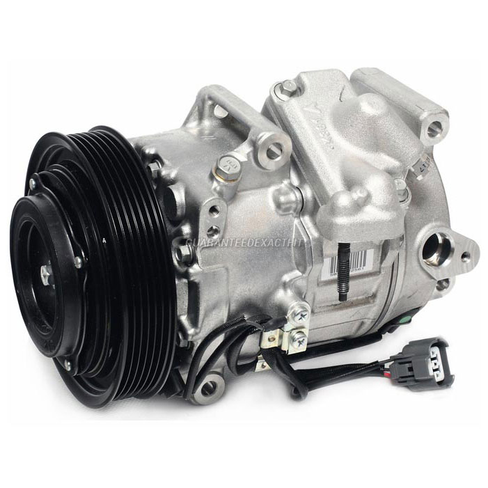 Acura RL                             A/C Compressor