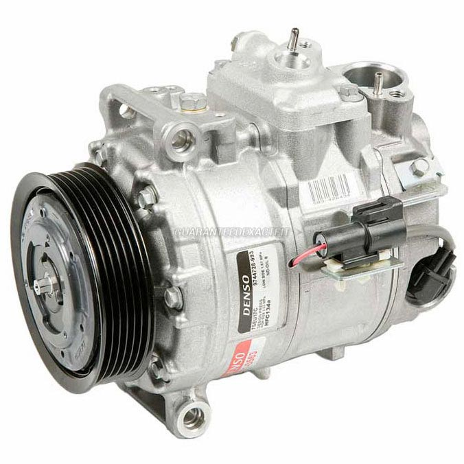 Land Rover LR3 A/C Compressor