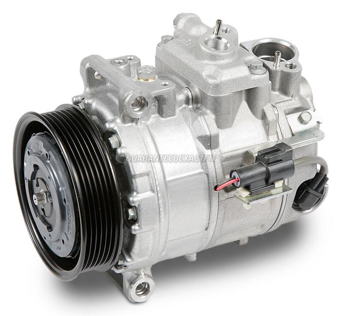 Jaguar XF A/C Compressor