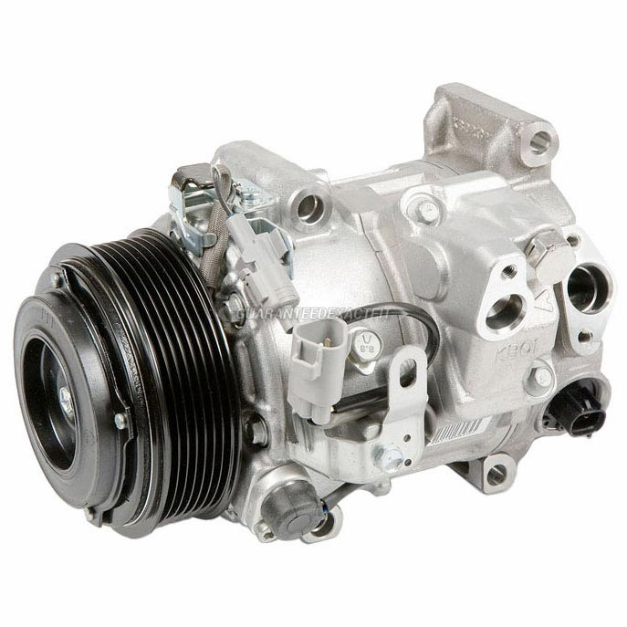 Toyota Venza A/C Compressor