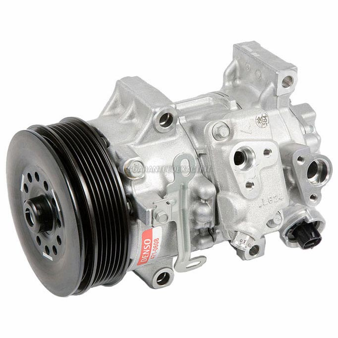 Scion xD A/C Compressor