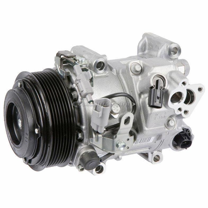 Lexus RX350 A/C Compressor
