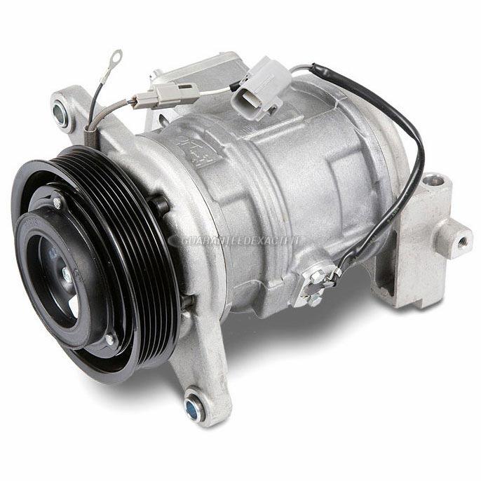 Lexus GS350 A/C Compressor