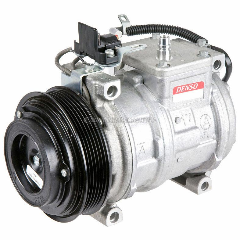 Mercedes_Benz 350SD                          A/C Compressor