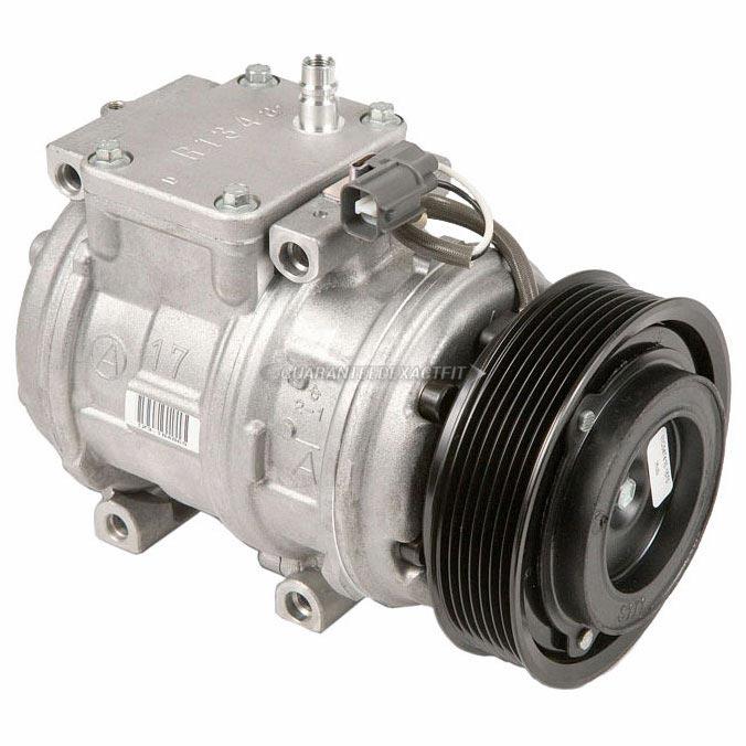 Land Rover Discovery A/C Compressor