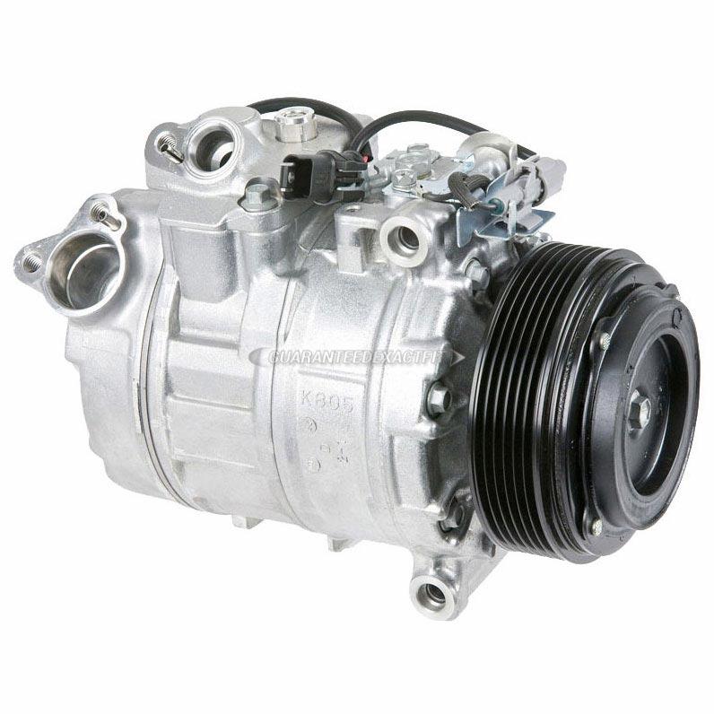 BMW 128i A/C Compressor