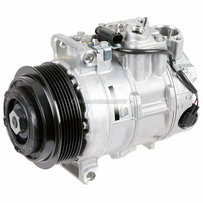 Mercedes_Benz C350                           A/C CompressorA/C Compressor