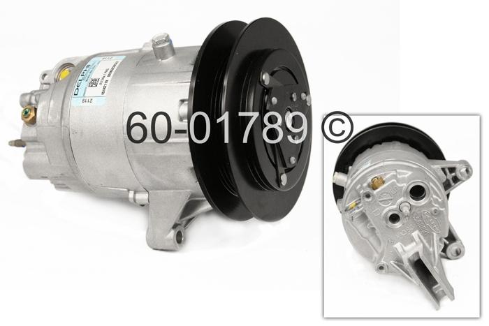 Chevrolet Impala                         A/C CompressorA/C Compressor