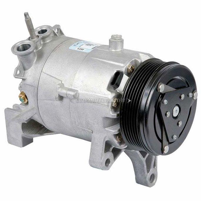 Saturn Aura A/C Compressor
