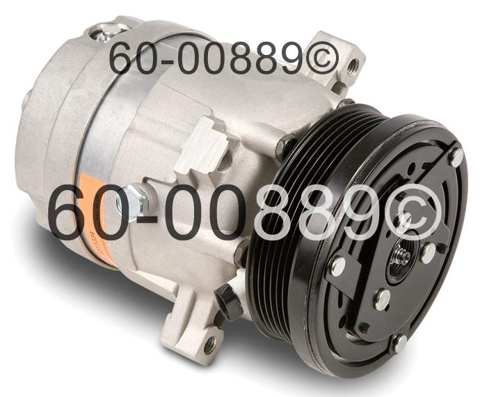 Oldsmobile Silhouette                     A/C CompressorA/C Compressor