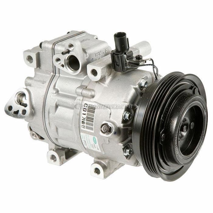 Hyundai Accent                         A/C CompressorA/C Compressor