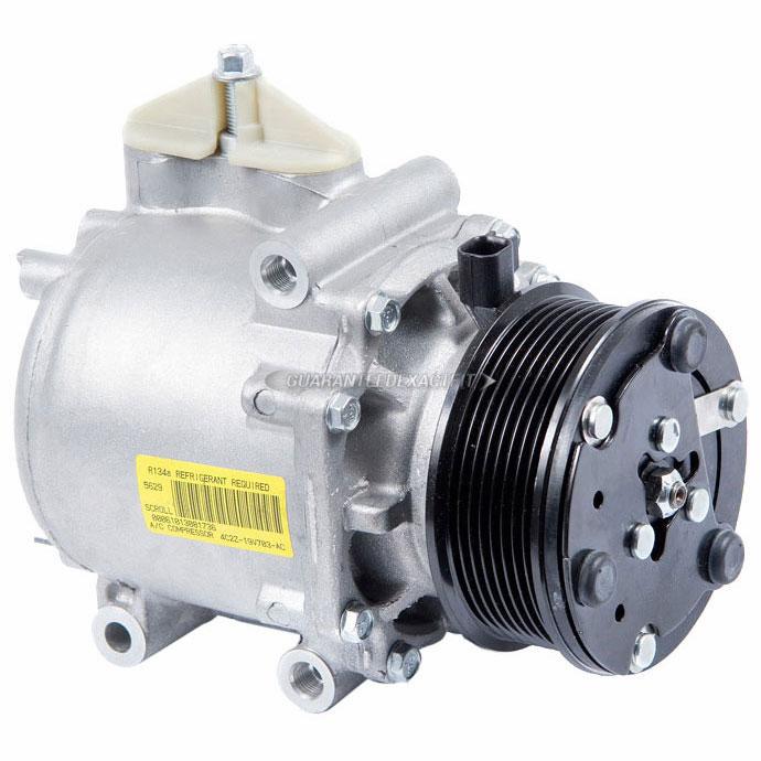 Ford E Series Van                   A/C CompressorA/C Compressor