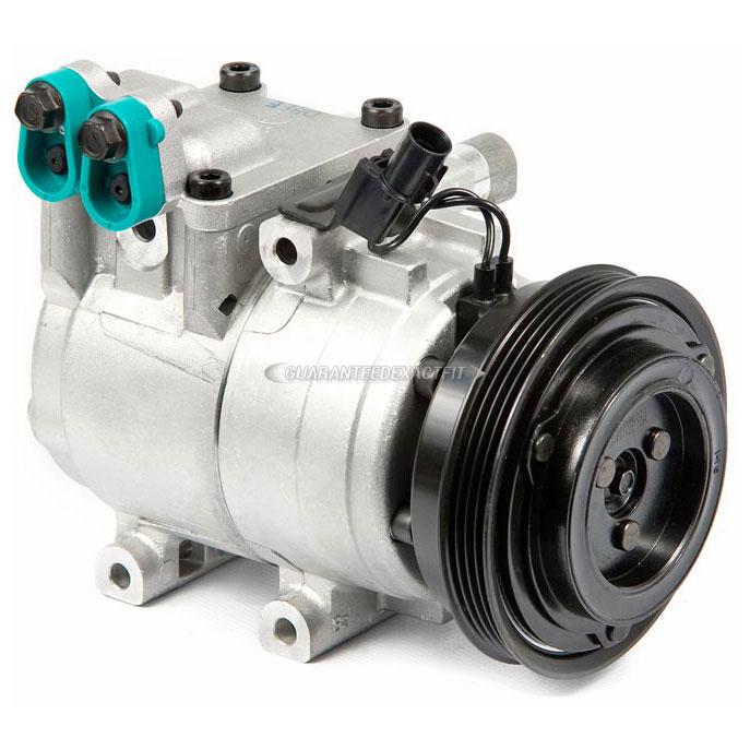 Hyundai Tiburon A/C Compressor