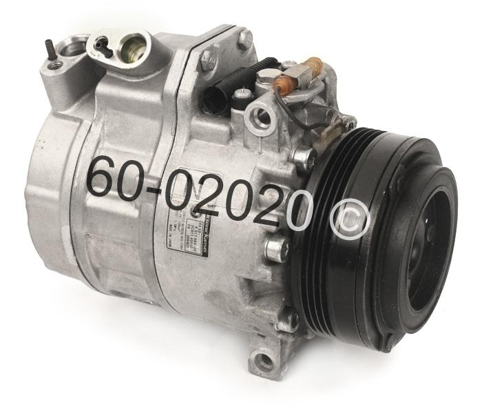 BMW X5                             A/C CompressorA/C Compressor