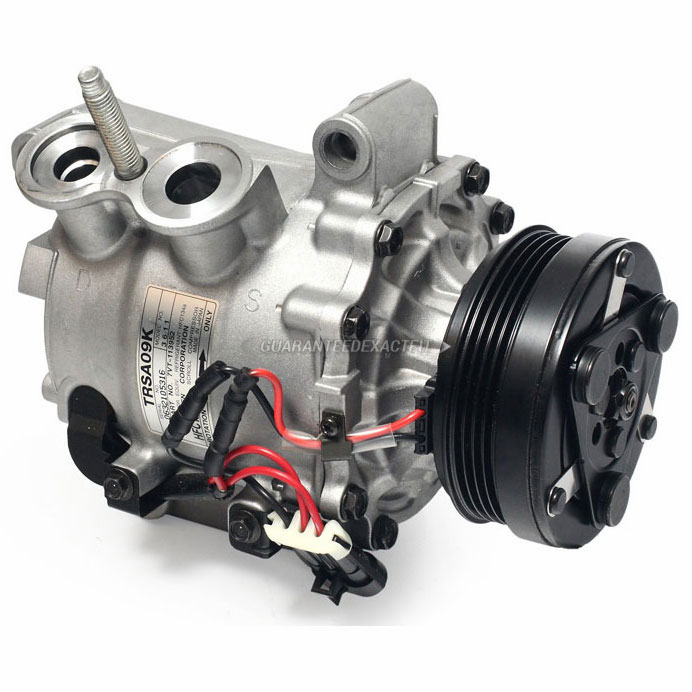Chevrolet SSR                            A/C CompressorA/C Compressor