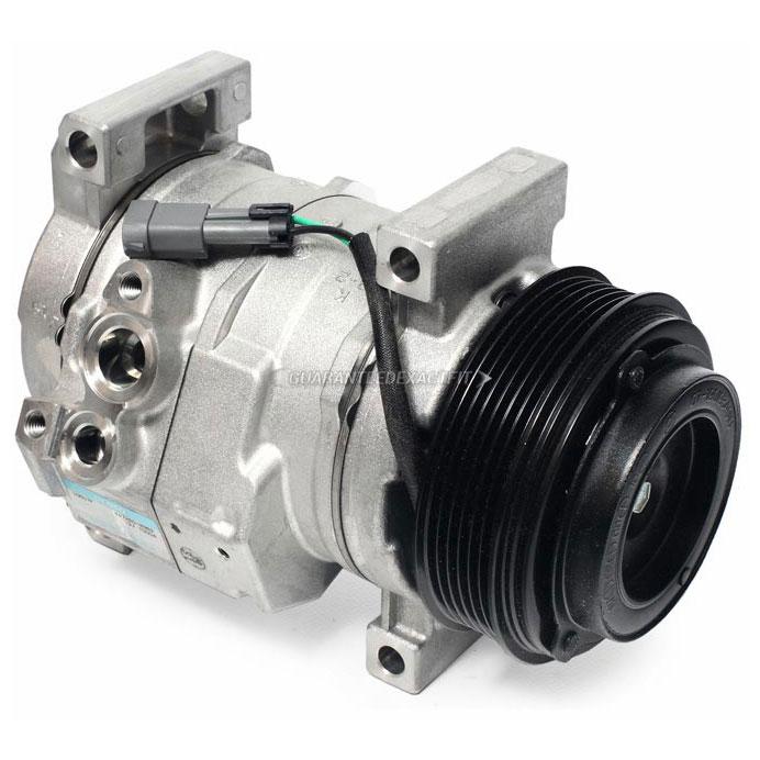 GMC Savana Van                     A/C CompressorA/C Compressor