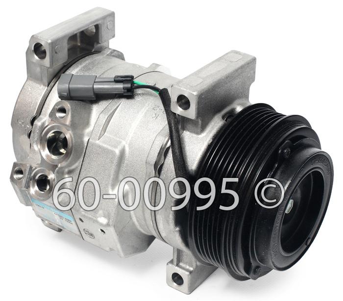 Chevrolet Silverado A/C Compressor