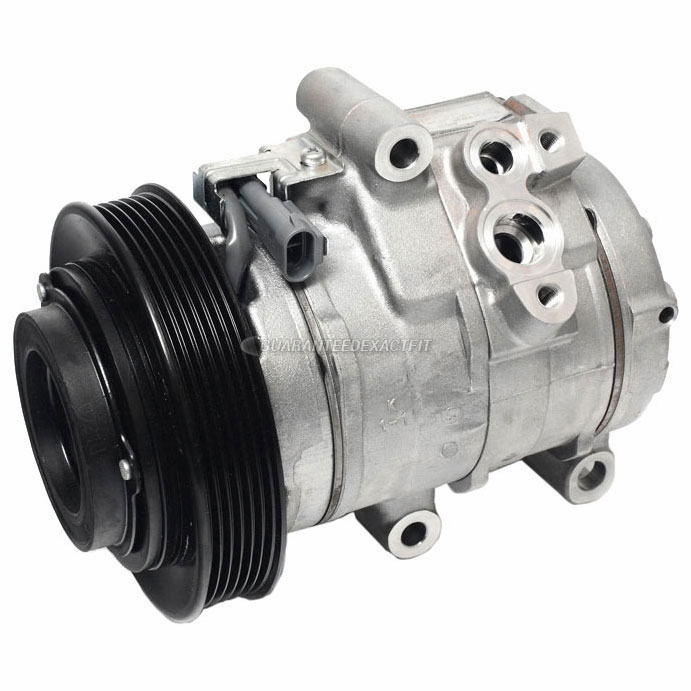 Chevrolet Colorado A/C Compressor