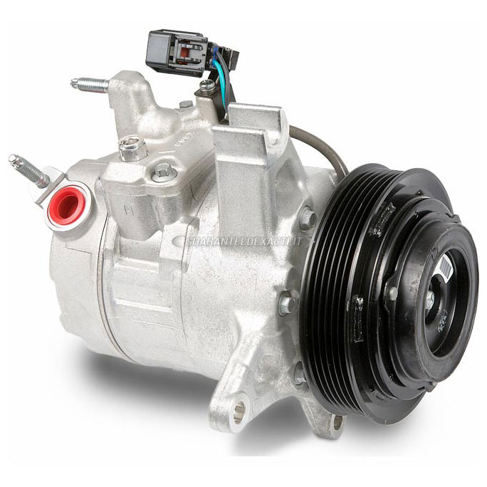 Buick Lucerne A/C Compressor