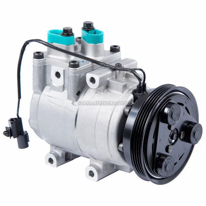 Kia Rio                            A/C CompressorA/C Compressor