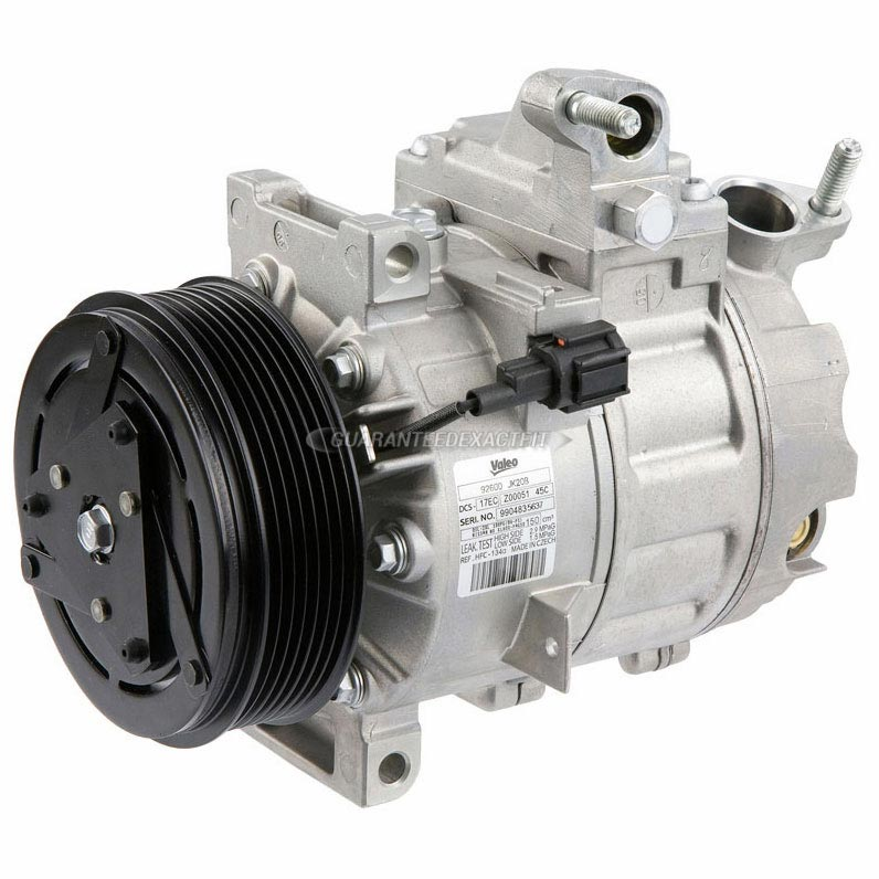 Nissan 350Z A/C Compressor