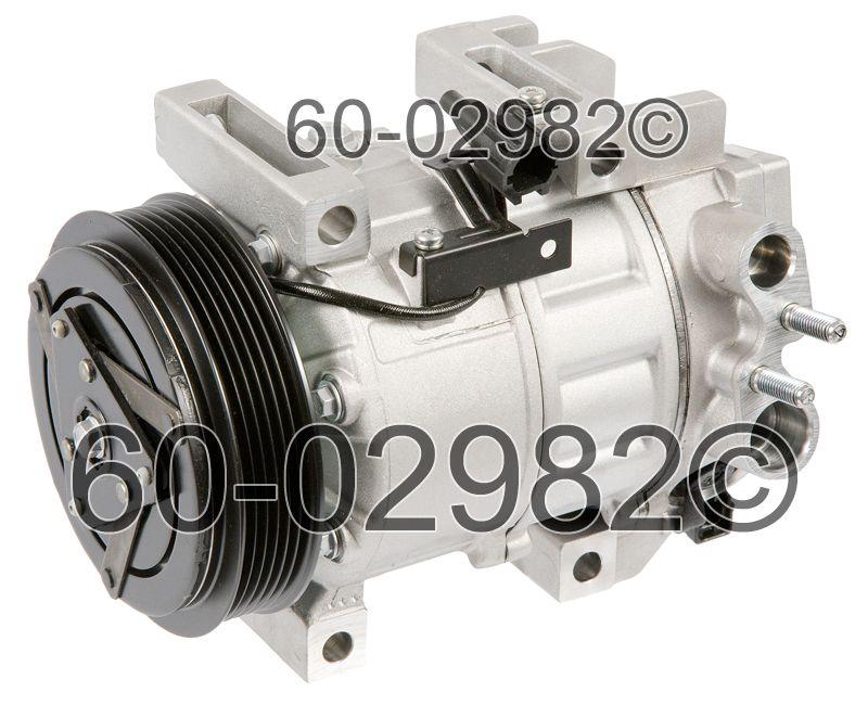 Infiniti M45                            A/C CompressorA/C Compressor
