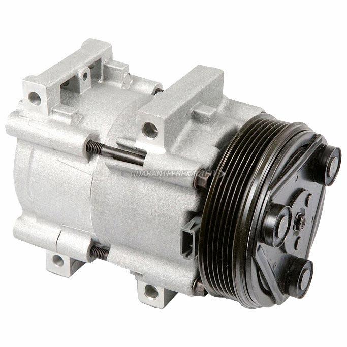 Mazda B-Series Truck                 A/C CompressorA/C Compressor