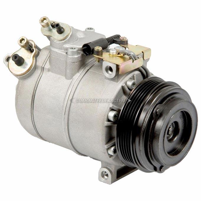BMW 528                            A/C CompressorA/C Compressor