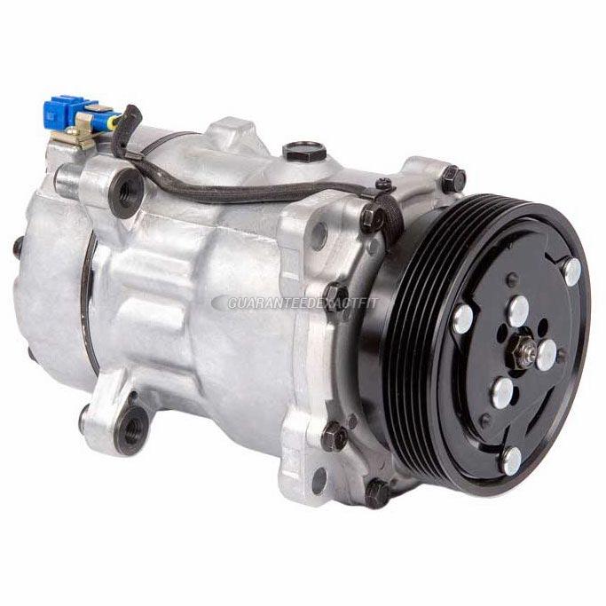 Volkswagen Cabrio A/C Compressor