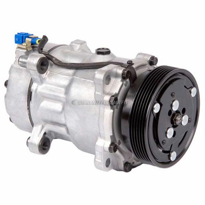 Volkswagen Jetta                          A/C CompressorA/C Compressor
