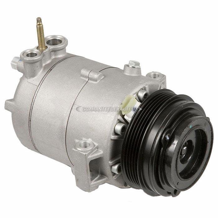 Cadillac XLR A/C Compressor