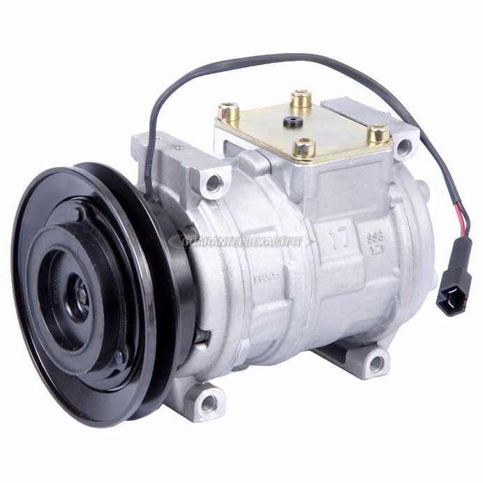 Chrysler 300M                           A/C Compressor