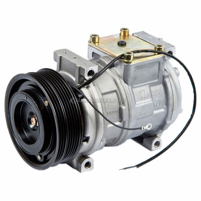 BMW 850 A/C Compressor