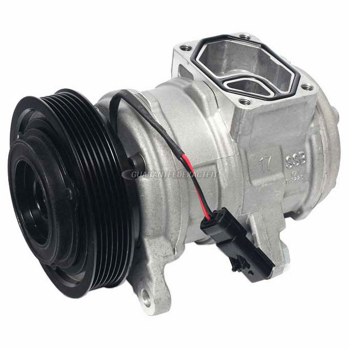 Jeep Grand Cherokee A/C Compressor