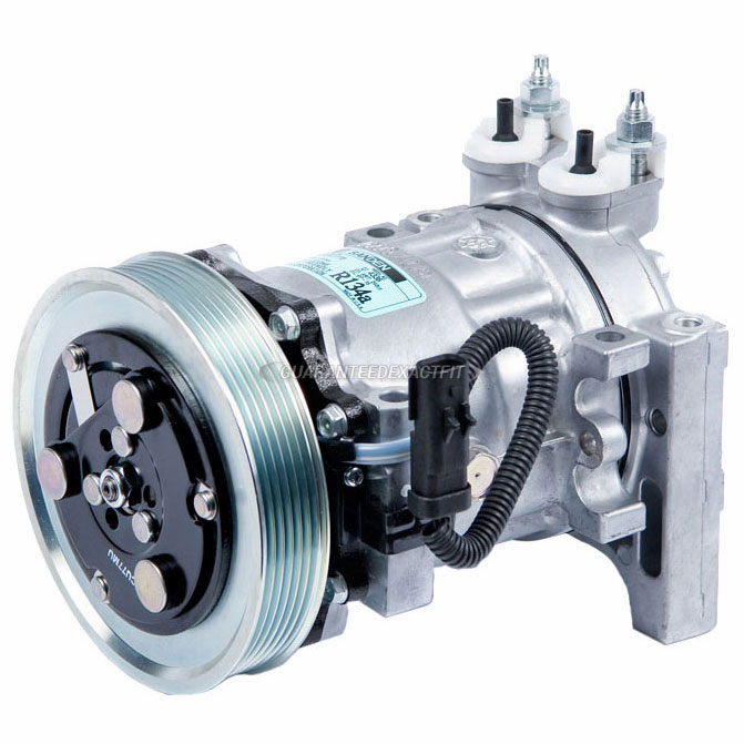 Jeep Liberty A/C Compressor