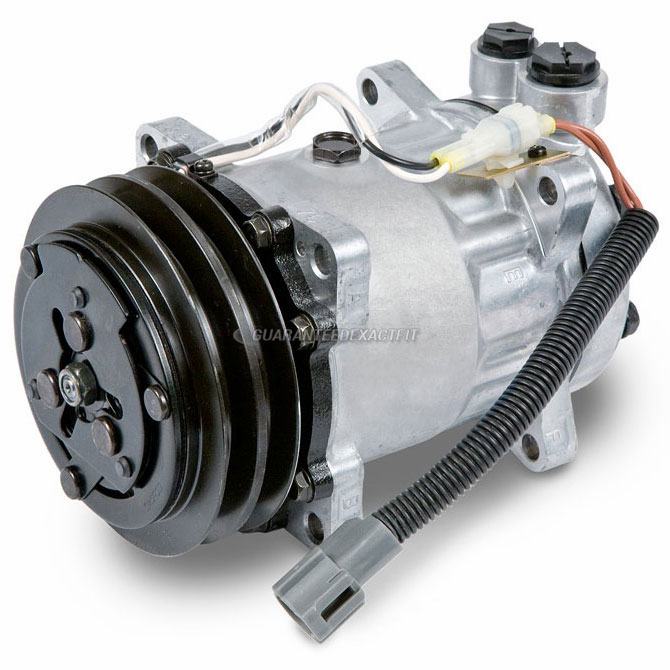 Sterling Pick-up Truck                  A/C Compressor
