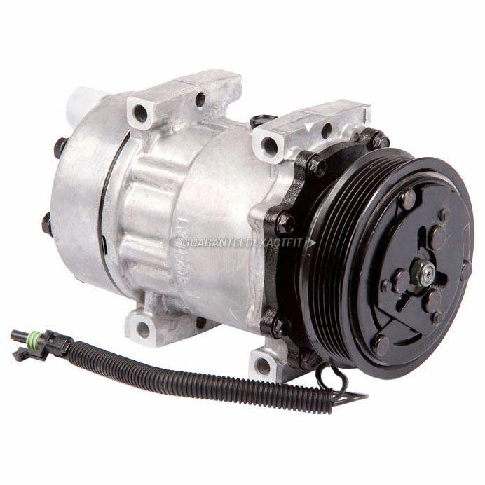 Jeep Wrangler A/C Compressor