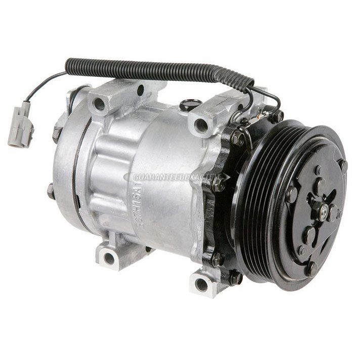 Jeep Postal  - Right Hand- etc A/C Compressor