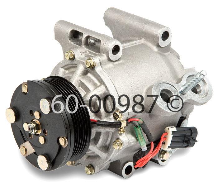 Chevrolet Trailblazer A/C Compressor