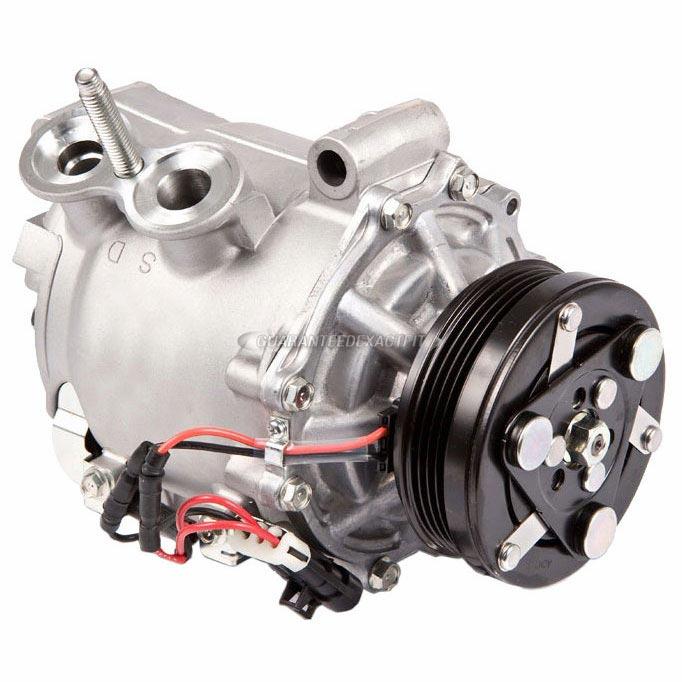 GMC Envoy                          A/C CompressorA/C Compressor