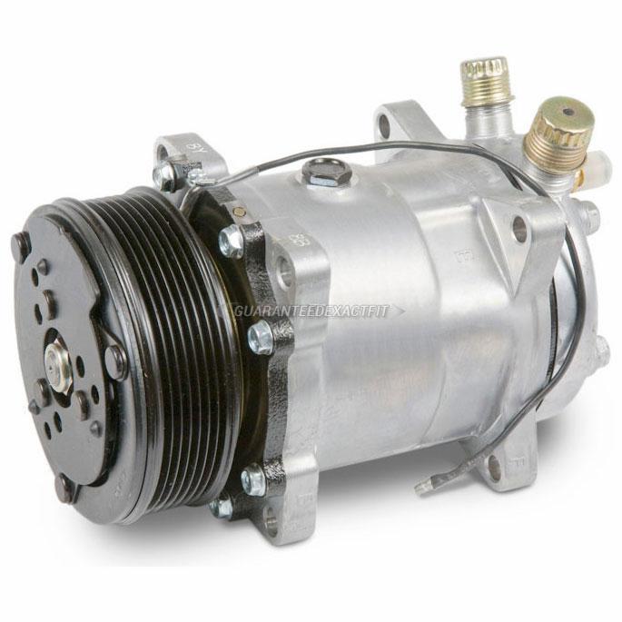 Ford Escort                         A/C CompressorA/C Compressor