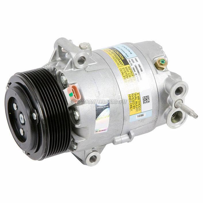 Cadillac XLR                            A/C CompressorA/C Compressor