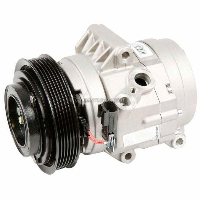 Mercury Milan A/C Compressor