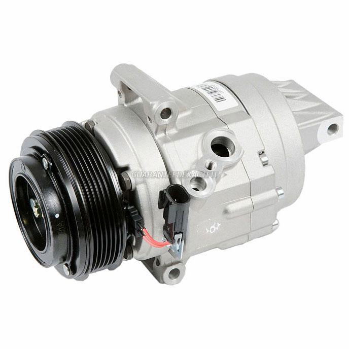Lincoln MKZ                            A/C CompressorA/C Compressor